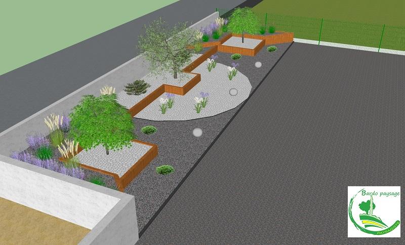 Conception et création d\'un jardin Japonais zen en Gironde ...